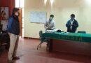 Autoridades de Torata se reunieron  en las instalaciones de la junta de Usuarios de Torata tras cumplirse el plazo de 72 horas acordado en la asamblea llevado el ultimo miércoles 24 de Junio para que la Empresa Southern Perú restablezca  la calidad de agua en el Distrito de Torata.